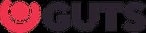 Vedonlyöntisivuston Guts logo