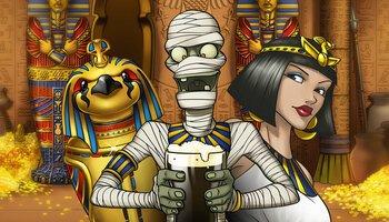 Leprechaun Goes Egypt cover