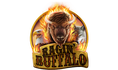 Ragin' buffalo logo