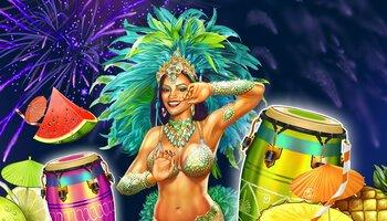 Samba Carnival cover
