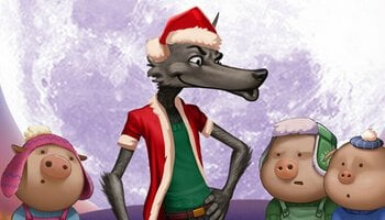 Big Bad Wolf Christmas Special cover