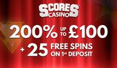 Scores Casino cover