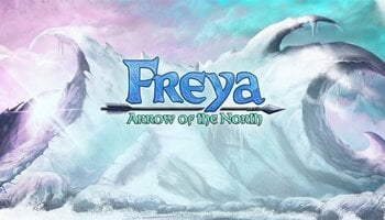 Freya Arrow of the North cover