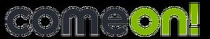 Vedonlyöntisivuston ComeOn logo