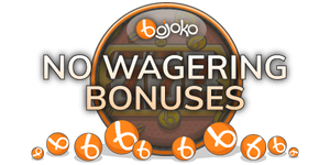 no wagering casino bonuses uk