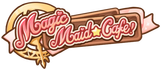 Magic Maid Cafe logo