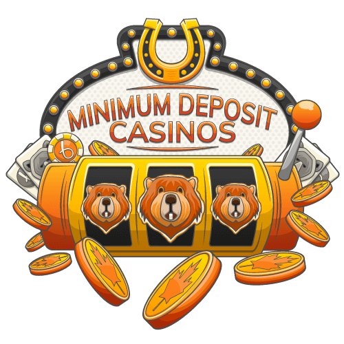 Casino minimum deposits are small