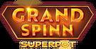 Grand Spinn Superpot  logo