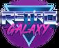 Retro Galaxy logo