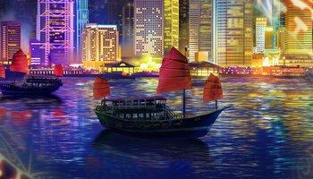 Hong Kong Tower cover