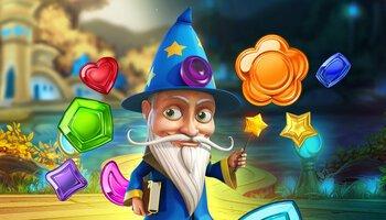 Wizard of Gems kansi