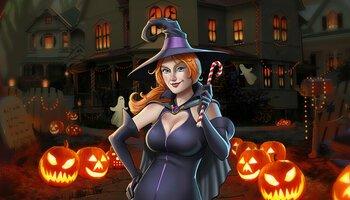 Happy Halloween kansi