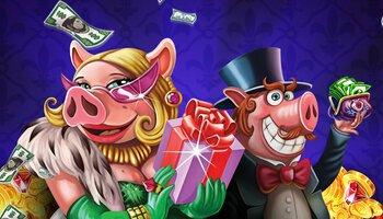 Piggy Riches MegaWays™ - Red Tiger & NetEnt kansi