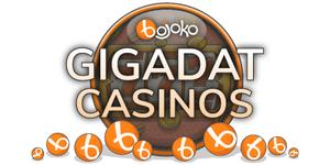 Casinos that accept Gigadat