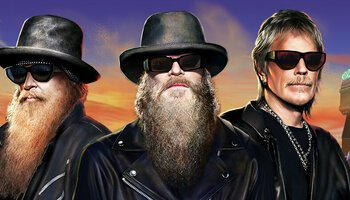 ZZ Top Roadside Riches cover