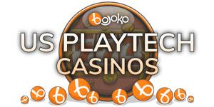 Find all US Playtech casinos