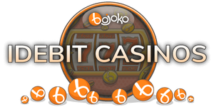 Top iDebit Casinos can be found from Bojoko