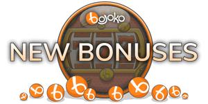 Latest online casino bonuses US