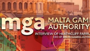 Interview of Heathcliff Farrugia, CEO of Malta Gaming Authority
