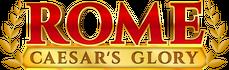 Rome: Caesar's Glory logo