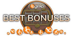 Biggest online casino bonuses