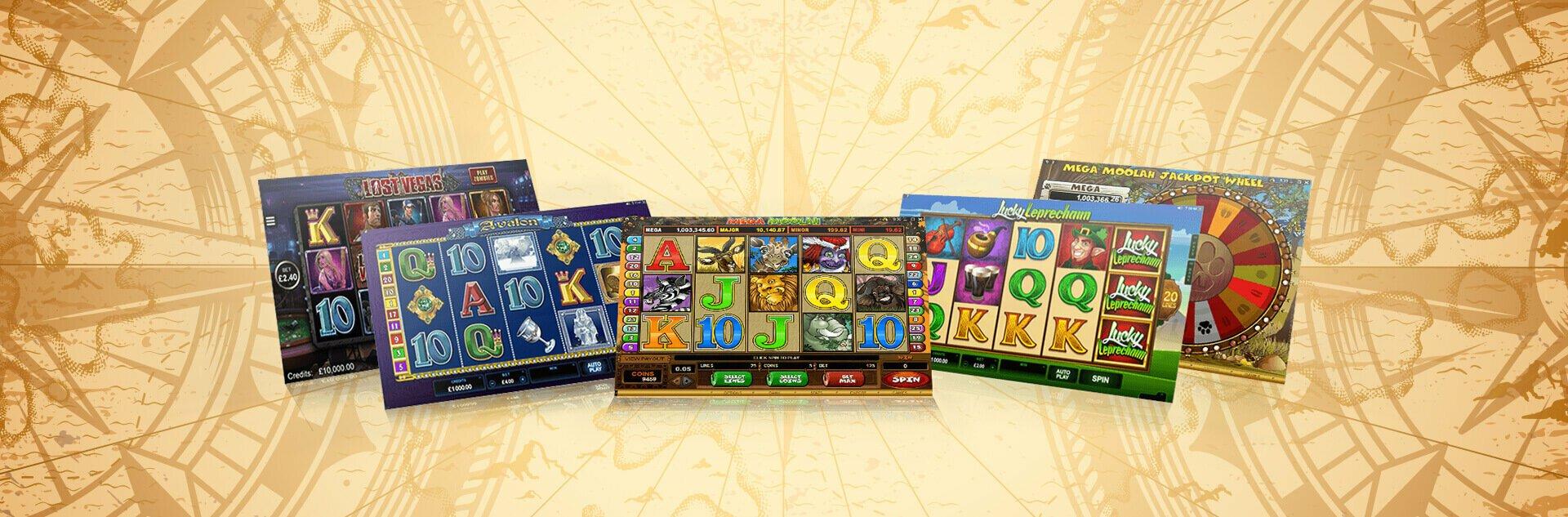Captain Cooks casino review CA