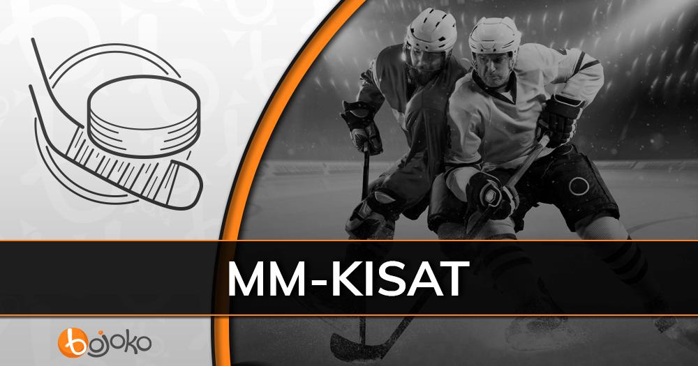 Jääkiekon MM-kisat: Suomi - Kanada