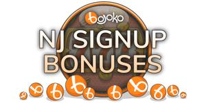 NJ signup bonuses