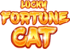 Lucky Fortune Cat logo