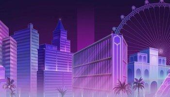 Vegas Night Life cover