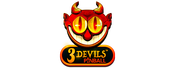 3 Devils Pinball logo