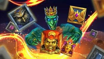 Gods of Gold: Infinireels kansi
