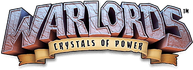 Warlords - Crystals of Power logo