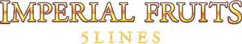 Imperial Fruits: 5 lines logo