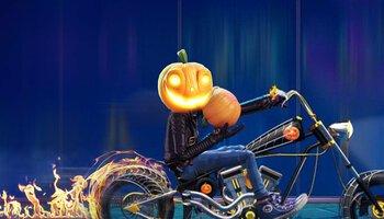 Lucky Halloween cover