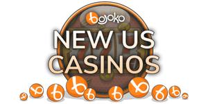 New online casinos USA
