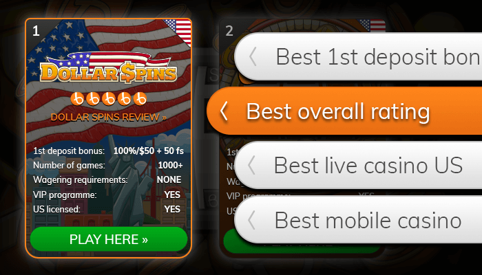 Choose the best US online casino