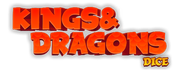 Kings and Dragons Dice logo
