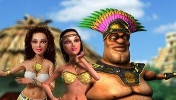 Aztec Treasures cover