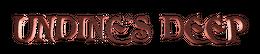 Undine's Deep logo