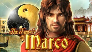 The Travels of Marco cover