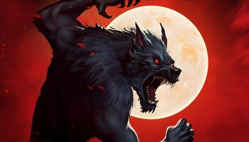 Wolf Hunters cover