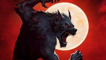 Wolf Hunters kansi