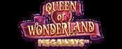 Queen of Wonderland Megaways logo