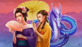 Sakura Dragon kansi