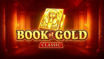 Book of Gold: Classic cover