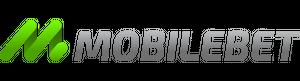 Vedonlyöntisivuston Mobilebet logo