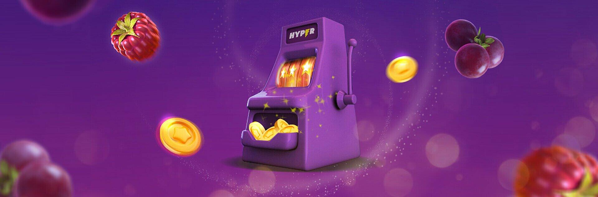 Hyper Casino review UK