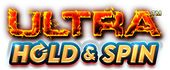 Ultra Hold and Spin™ logo