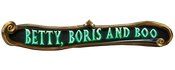 Betty, Boris and Boo logo